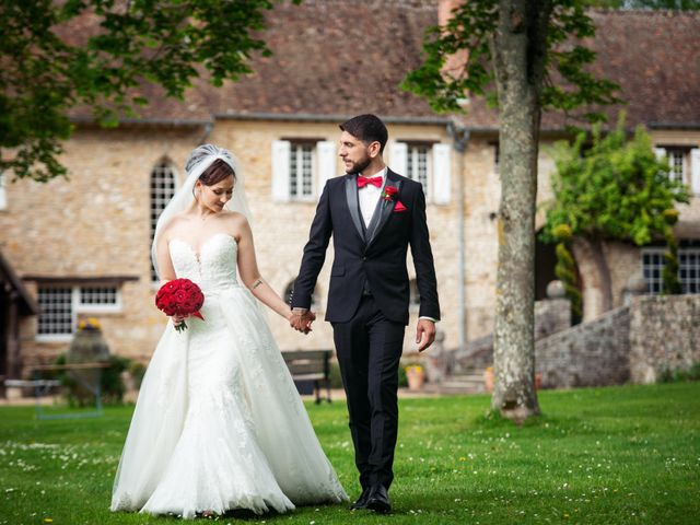 Le mariage de Franck et Sabrina à Vernon, Eure 16