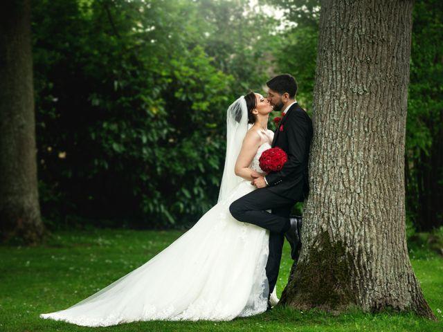 Le mariage de Franck et Sabrina à Vernon, Eure 17