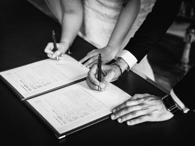 Le mariage de Franck et Sabrina à Vernon, Eure 35
