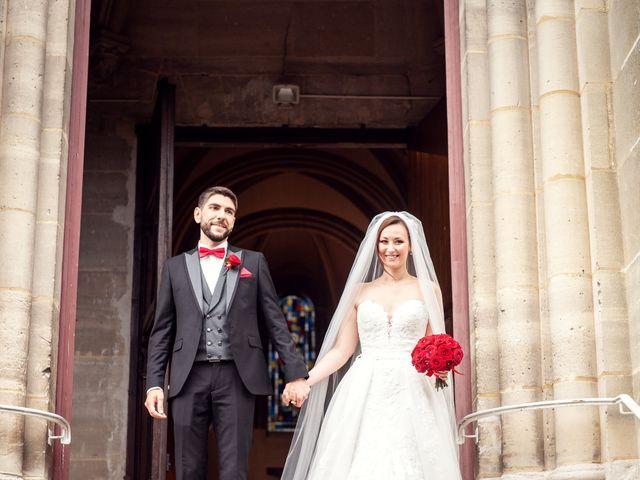 Le mariage de Franck et Sabrina à Vernon, Eure 41
