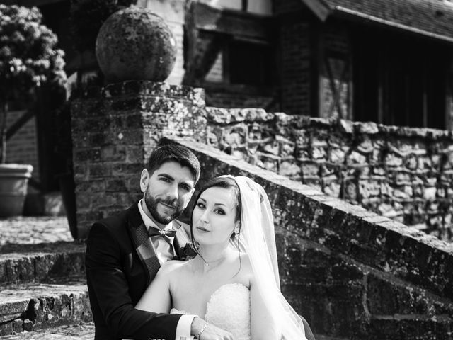 Le mariage de Franck et Sabrina à Vernon, Eure 43
