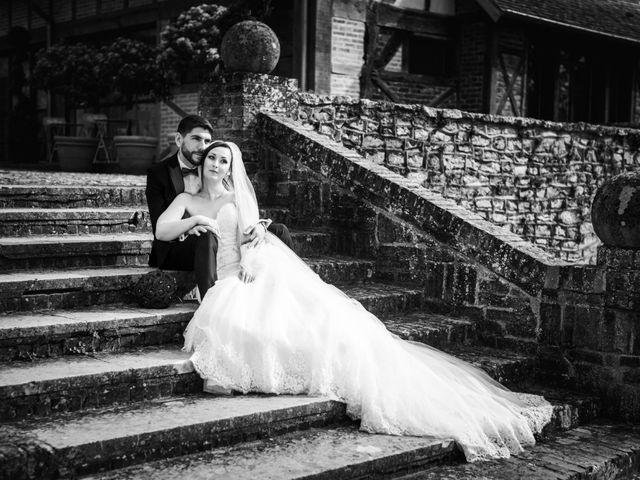 Le mariage de Franck et Sabrina à Vernon, Eure 44