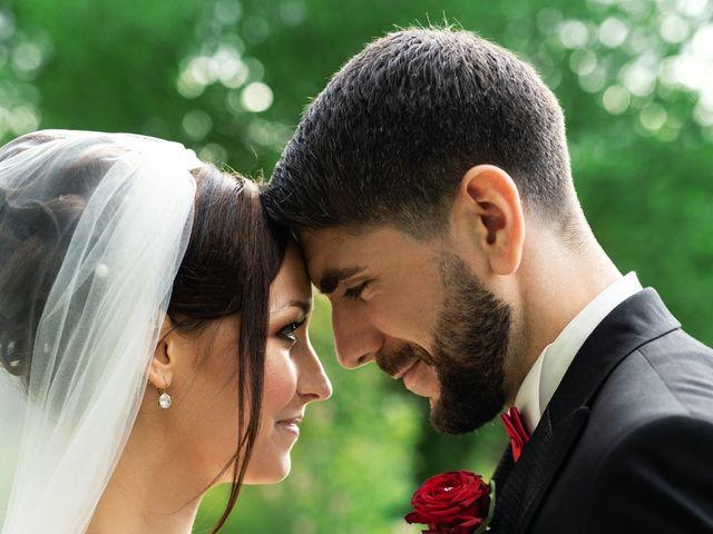 Le mariage de Franck et Sabrina à Vernon, Eure 1