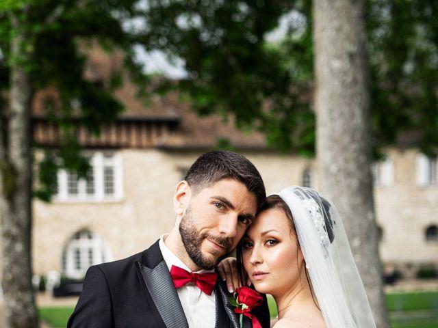 Le mariage de Franck et Sabrina à Vernon, Eure 2