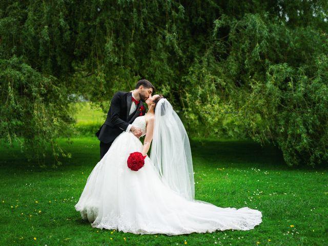 Le mariage de Sabrina et Franck