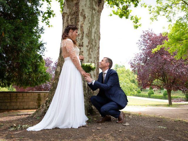 Le mariage de Cécile et Ofeig