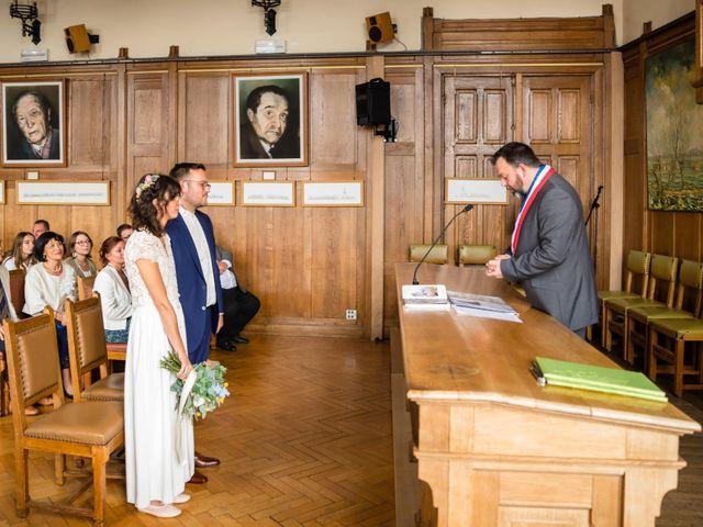 Le mariage de Henry-François et Marie à Bailleul, Nord 14