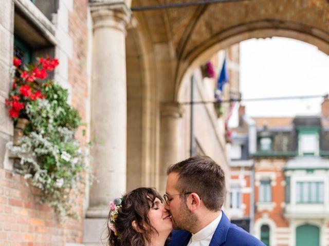 Le mariage de Henry-François et Marie à Bailleul, Nord 21