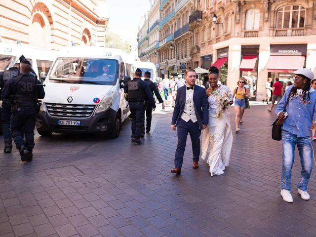 Le mariage de Alexis et Samantha à Toulouse, Haute-Garonne 4