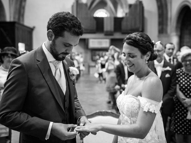 Le mariage de Antoine et Valentine à Lempaut, Tarn 17