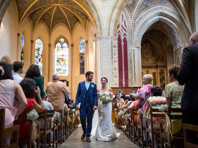 Le mariage de Antoine et Valentine à Lempaut, Tarn 20