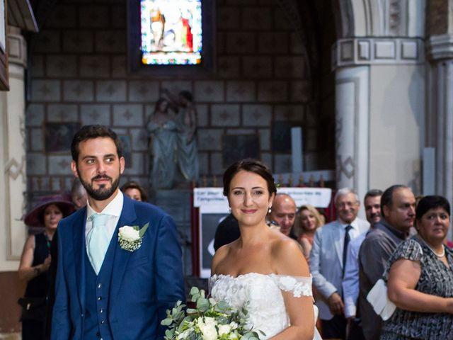 Le mariage de Antoine et Valentine à Lempaut, Tarn 21