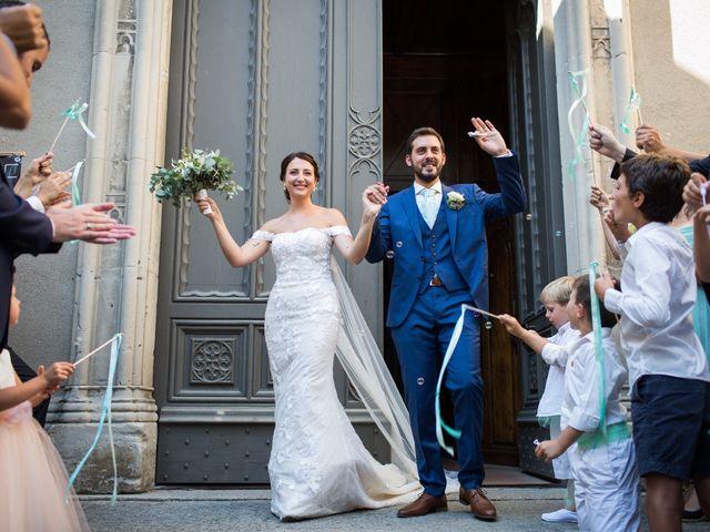 Le mariage de Antoine et Valentine à Lempaut, Tarn 23