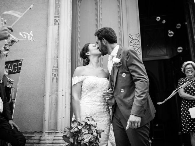 Le mariage de Antoine et Valentine à Lempaut, Tarn 24
