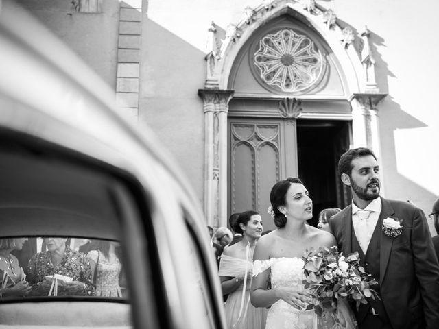 Le mariage de Antoine et Valentine à Lempaut, Tarn 25