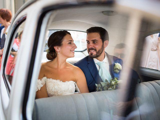 Le mariage de Antoine et Valentine à Lempaut, Tarn 26