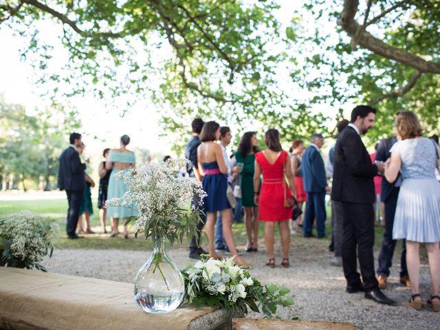 Le mariage de Antoine et Valentine à Lempaut, Tarn 27