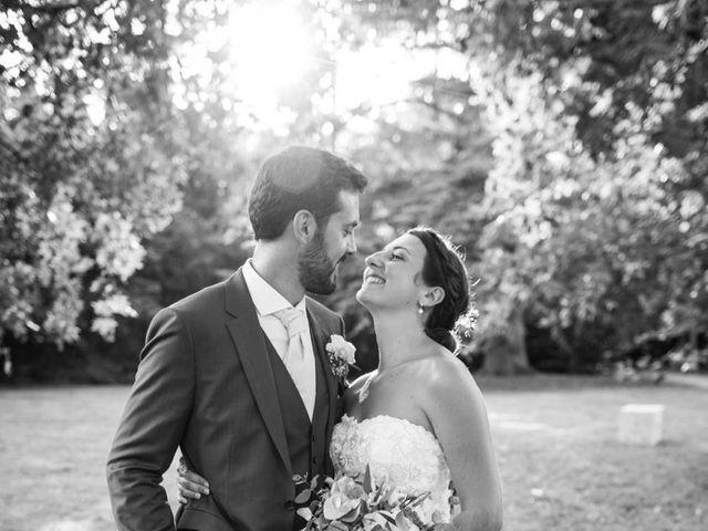 Le mariage de Antoine et Valentine à Lempaut, Tarn 42