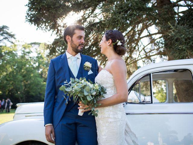 Le mariage de Antoine et Valentine à Lempaut, Tarn 43
