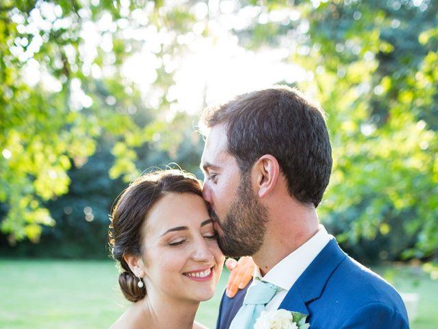 Le mariage de Antoine et Valentine à Lempaut, Tarn 46