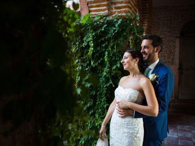 Le mariage de Antoine et Valentine à Lempaut, Tarn 47
