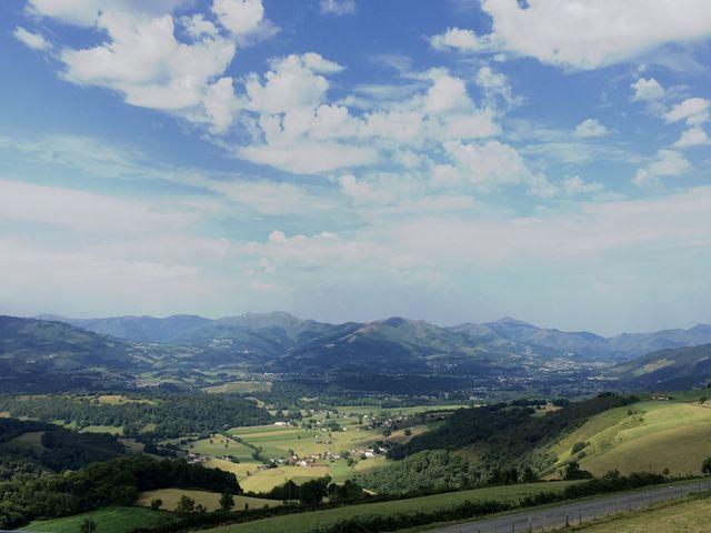 Le mariage de Florence et Nicolas à Mendive, Pyrénées-Atlantiques 1