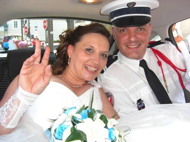 Le mariage de Eric et Corinne à Cosne-Cours-sur-Loire, Nièvre 1