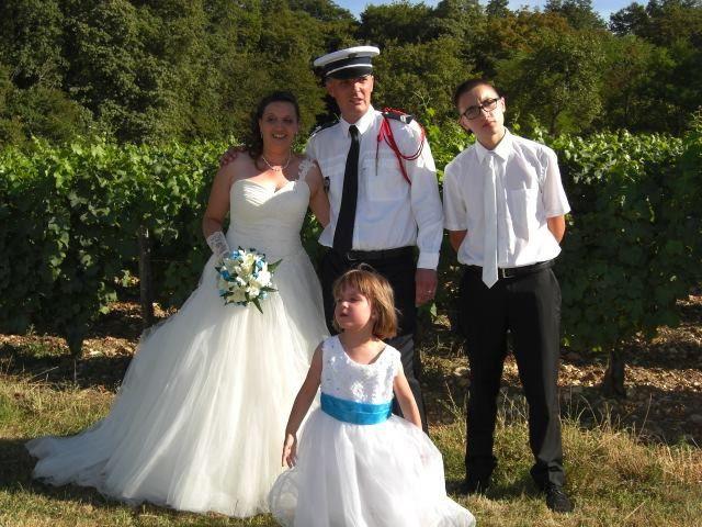 Le mariage de Eric et Corinne à Cosne-Cours-sur-Loire, Nièvre 16