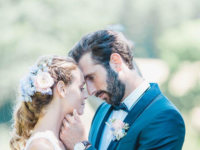 Le mariage de Hugo et Clarisse à Salignac-Eyvigues, Dordogne 5