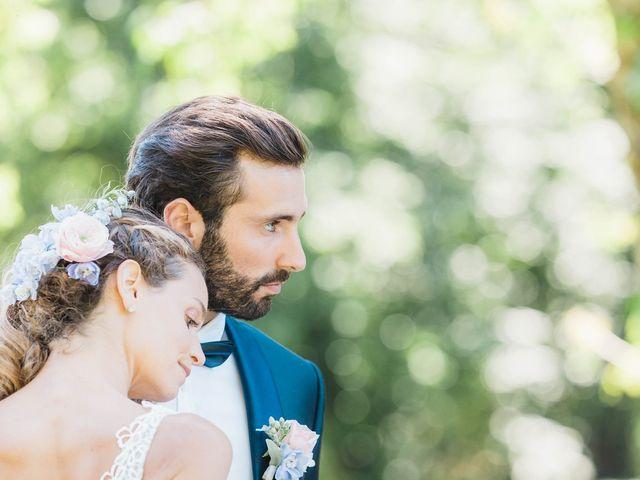 Le mariage de Hugo et Clarisse à Salignac-Eyvigues, Dordogne 3