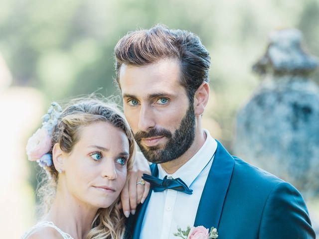 Le mariage de Hugo et Clarisse à Salignac-Eyvigues, Dordogne 10