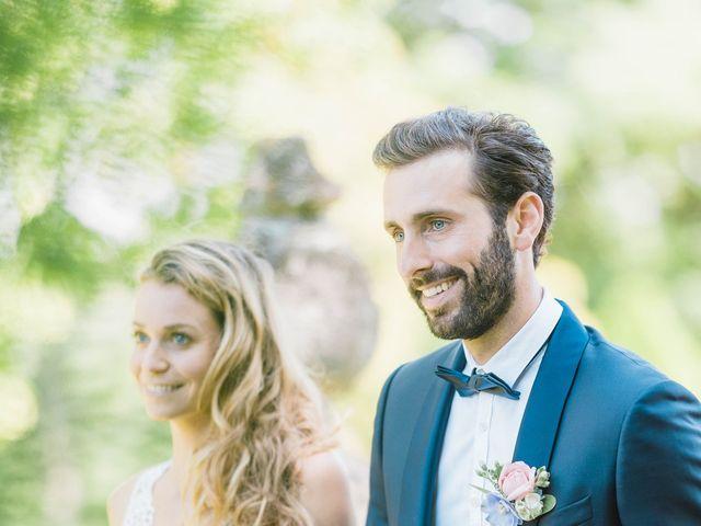 Le mariage de Hugo et Clarisse à Salignac-Eyvigues, Dordogne 15