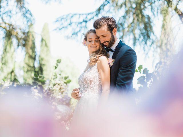 Le mariage de Hugo et Clarisse à Salignac-Eyvigues, Dordogne 19