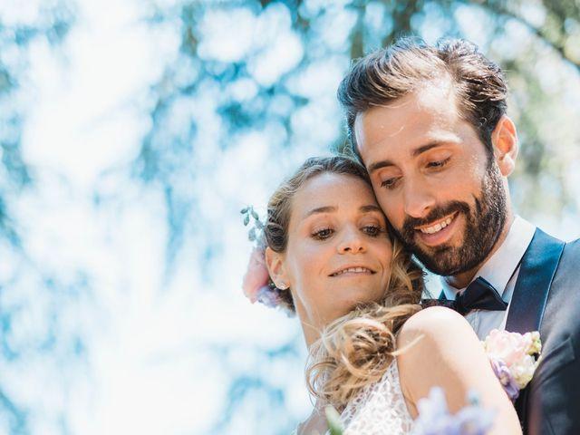Le mariage de Hugo et Clarisse à Salignac-Eyvigues, Dordogne 20