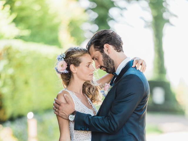 Le mariage de Hugo et Clarisse à Salignac-Eyvigues, Dordogne 22