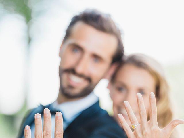 Le mariage de Hugo et Clarisse à Salignac-Eyvigues, Dordogne 25
