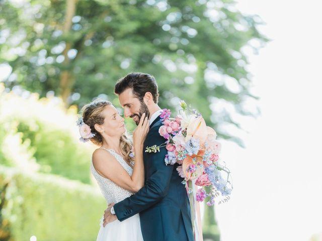 Le mariage de Hugo et Clarisse à Salignac-Eyvigues, Dordogne 26