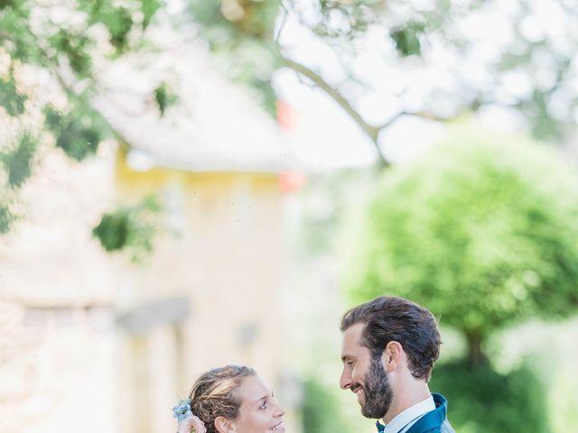 Le mariage de Hugo et Clarisse à Salignac-Eyvigues, Dordogne 4