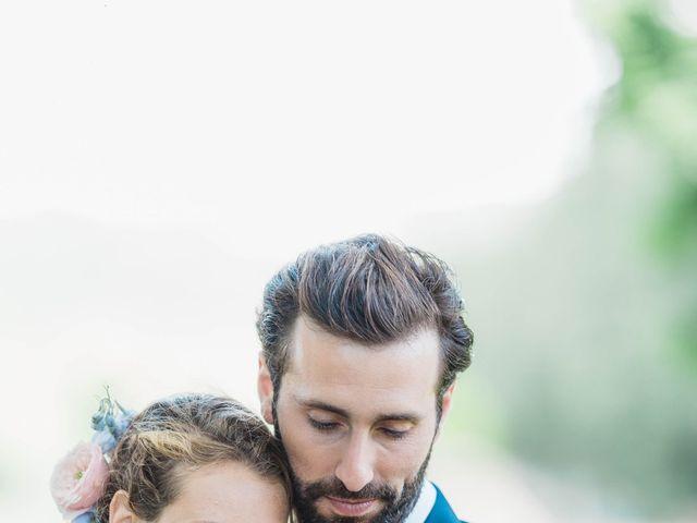 Le mariage de Hugo et Clarisse à Salignac-Eyvigues, Dordogne 39