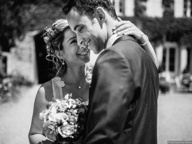 Le mariage de Anne et Arnaud