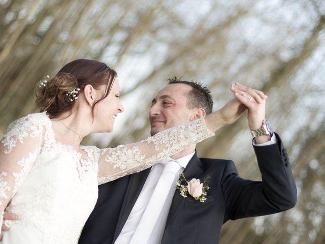 Le mariage de Tatiana et Fred