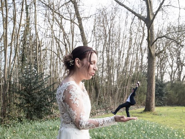Le mariage de Fred et Tatiana à Choisy-le-Roi, Val-de-Marne 15