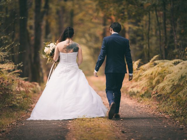 Le mariage de Sandra et François