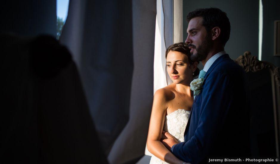 Le mariage de Antoine et Valentine à Lempaut, Tarn