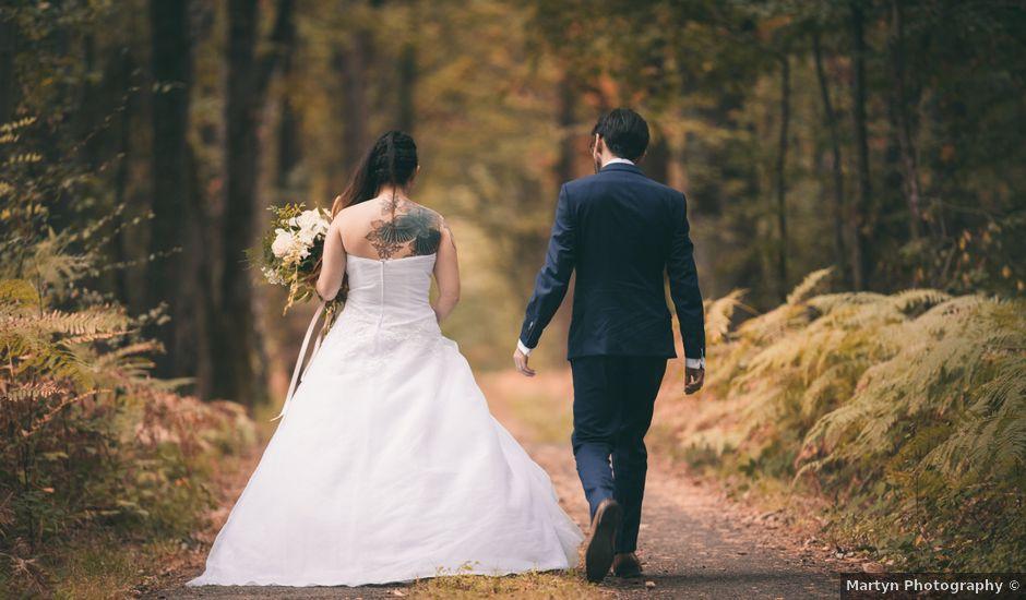 Le mariage de François et Sandra à Igny, Essonne