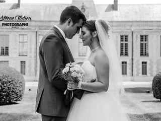 Le mariage de Justine et Steven