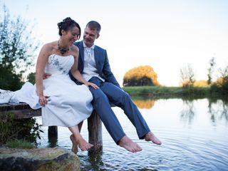 Le mariage de Séverine et Jérémy