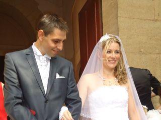Le mariage de Corinne et Jérémie