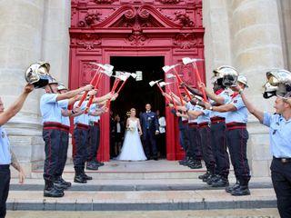 Le mariage de Fabienne et Yann
