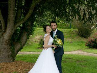 Le mariage de Wendy et Nicolas